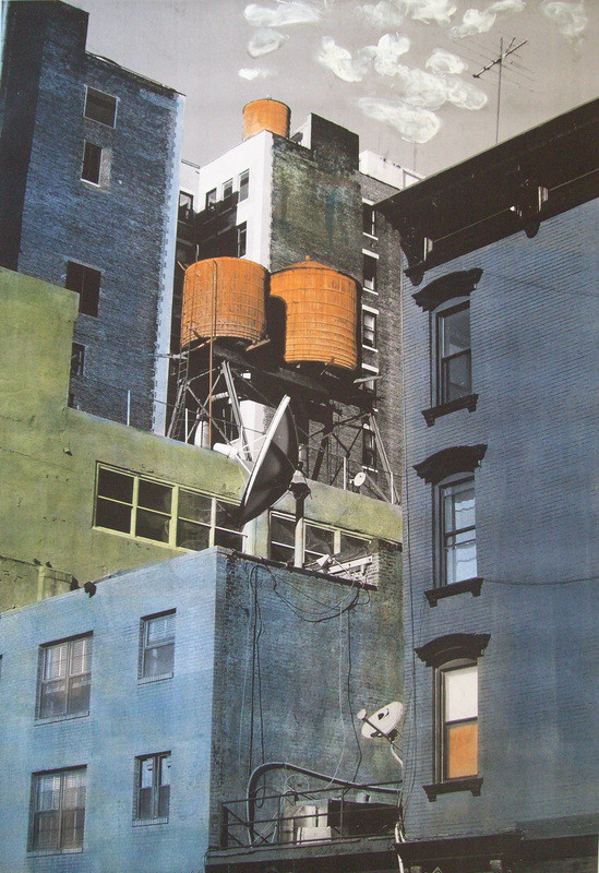 Painting_NY_Water_Tower