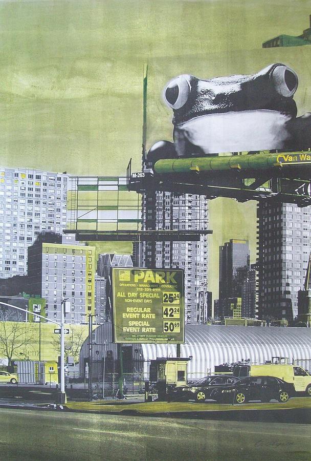 Painting_NY_Big_Frog